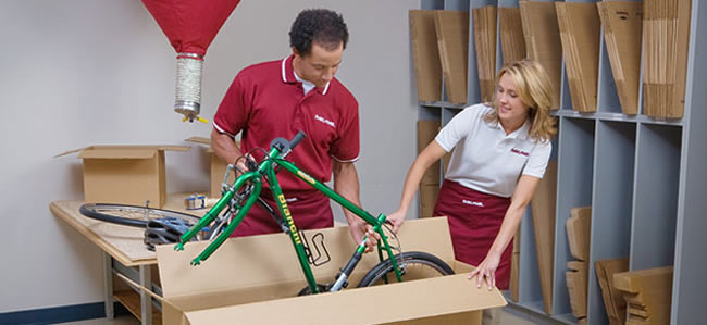 Bicycle Shipping Seneca